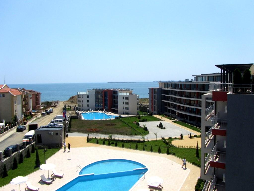 Квартиры с видом на море