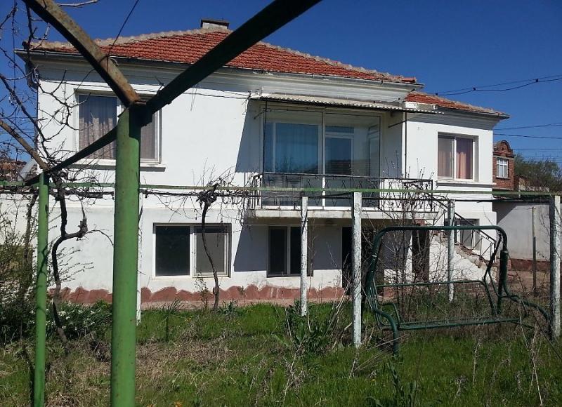 Недорогой домик в Болгарии недалеко от моря в рай