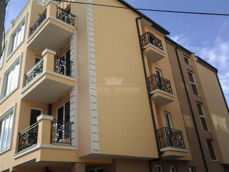 Квартиры в Бургасе в новостройке без таксы содержа