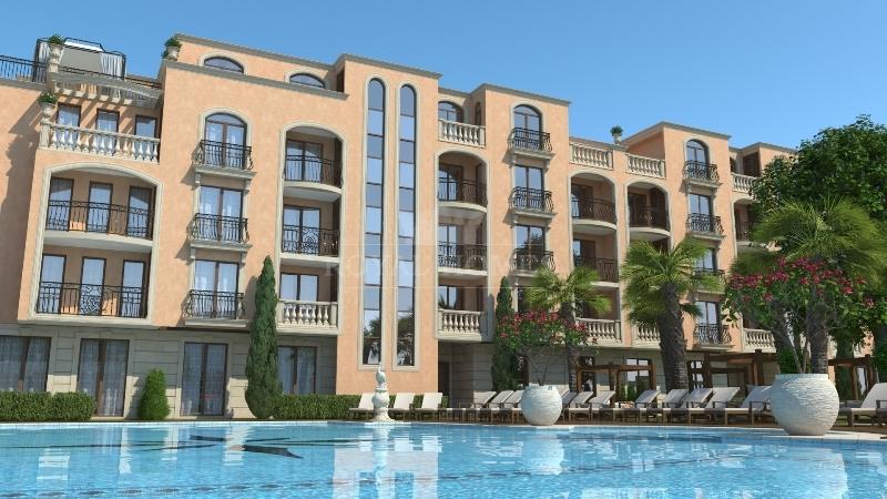 Продажа элитных квартир в Болгарии на берегу моря