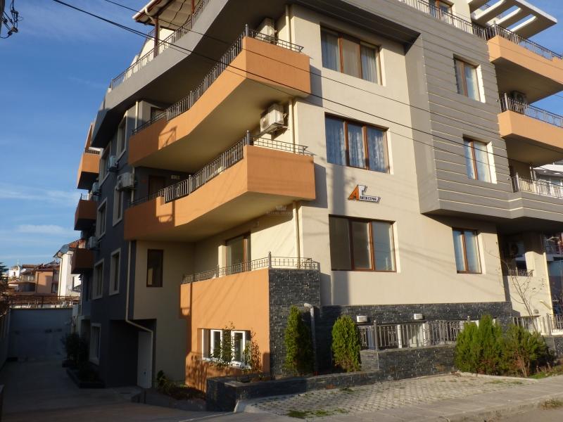 Продажа квартир в Болгарии с видом на море для кру
