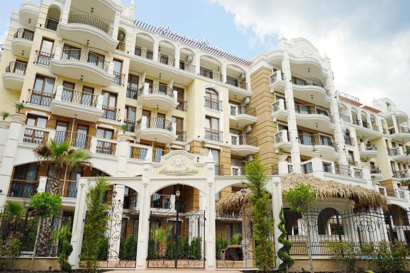 Продажа квартир класса люкс в Болгарии в раскошном
