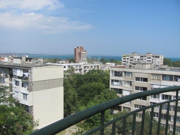 Жилье в городе Бургас вблизи моря