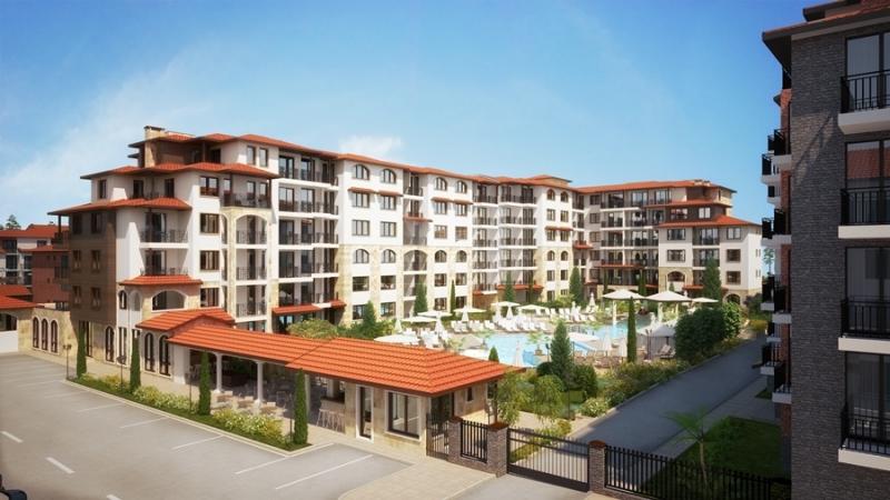 Продажа квартир в Болгарии для круглогодичного про