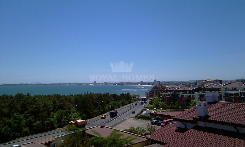 Квартира на побережье Болгарии в Святом Власе.
