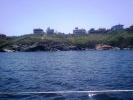 Вилла на первой линии моря в городе Черноморец для