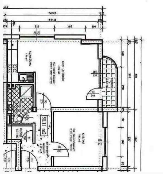 Вторичная недвижимость в Несебре в жилом квартале