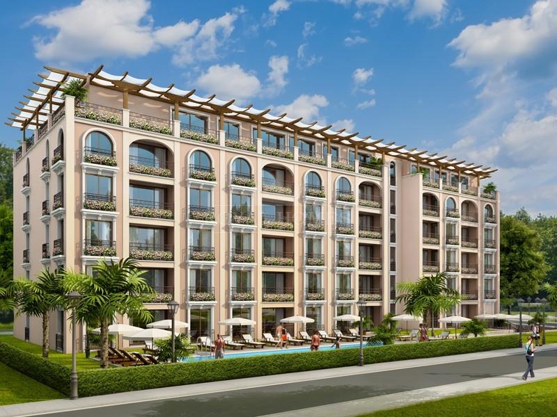 Новая недвижимость в Португалии, на побережье, недорого