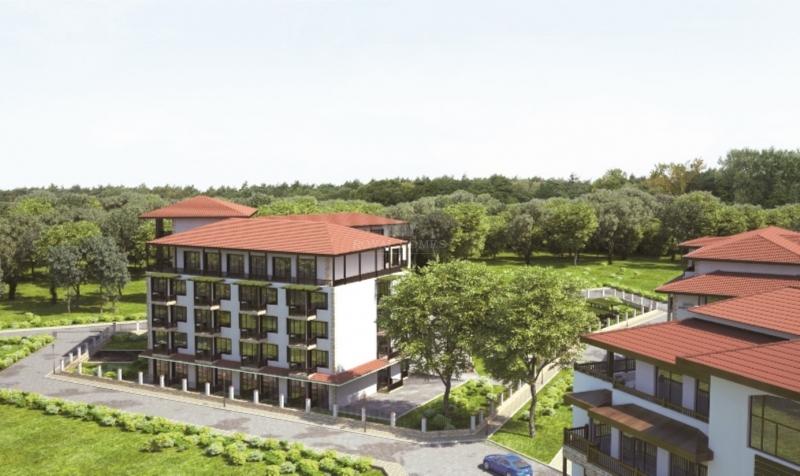 Недорогие квартиры на продажу в новом комплексе Gr