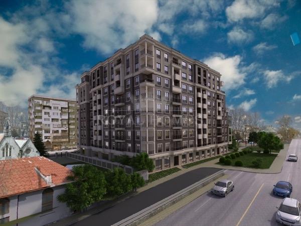 Элитная недвижимость в Болгарии на море.