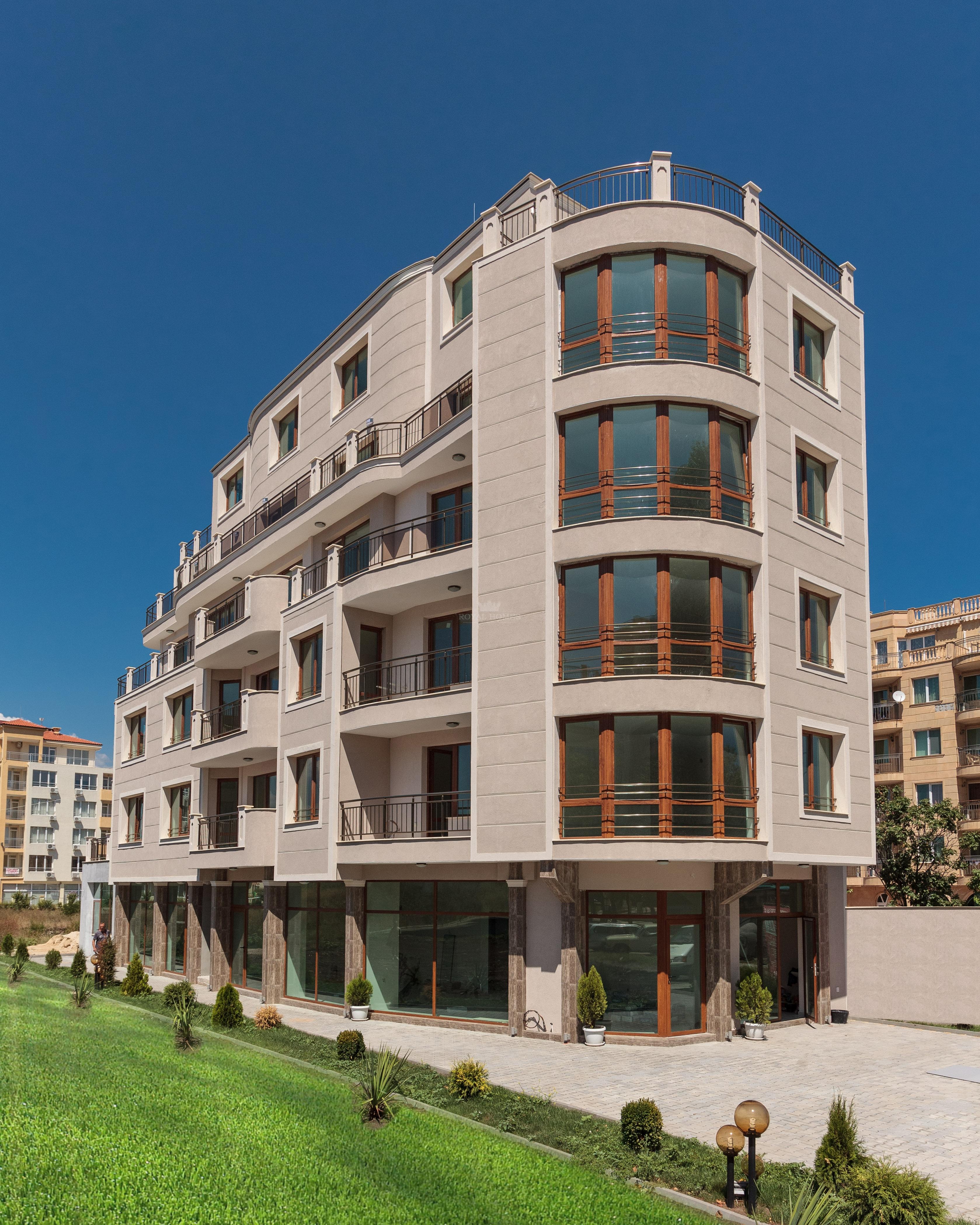 Недвижимость около моря в городе Поморие.