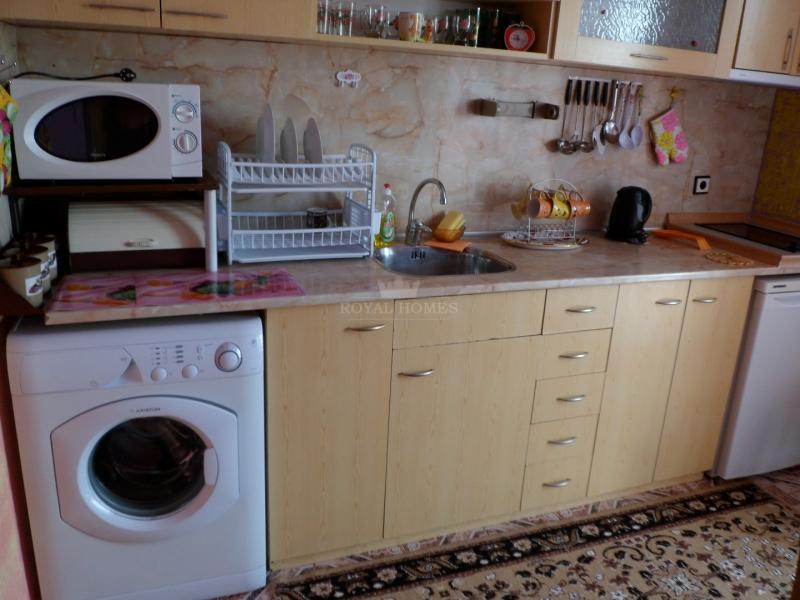 Отличная квартира в Помории на первой линии моря.