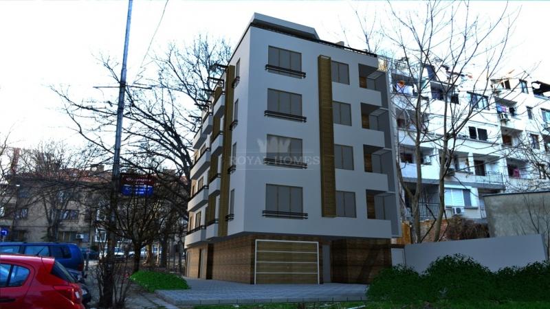 Квартиры на продажу в центре Бургаса.