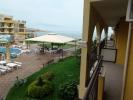 Двухкомнатная квартира с видом на море.