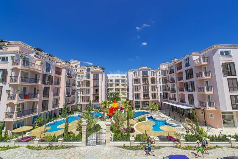 Элитная недвижимость в Болгарии на море