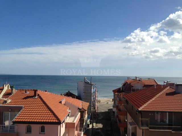 Мезонет на продажу с видом на море в Болгарии.