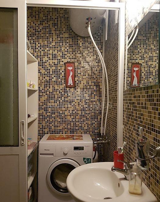 Небольшая двухкомнатная квартира в Болгарии.