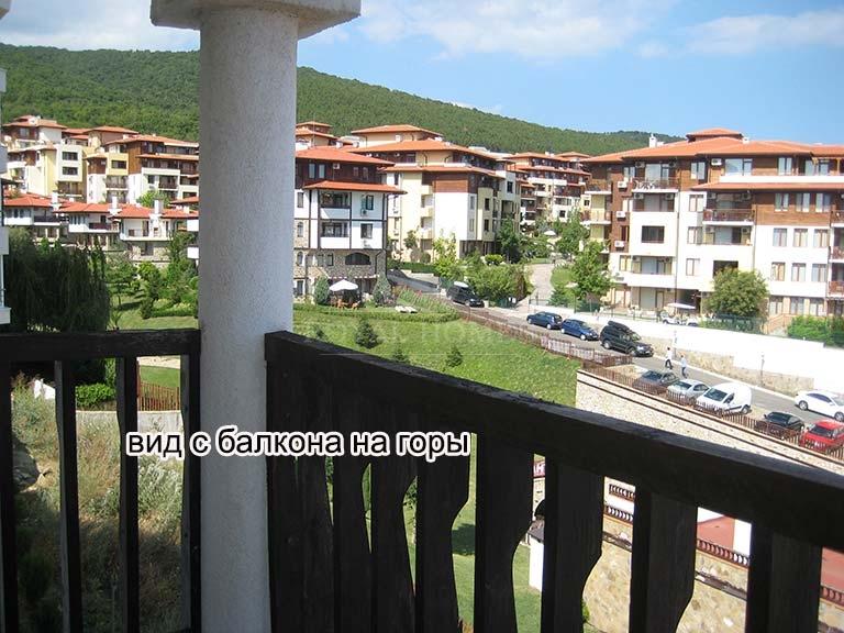 Недвижимость в Болгарии в жилом комплексе для круг