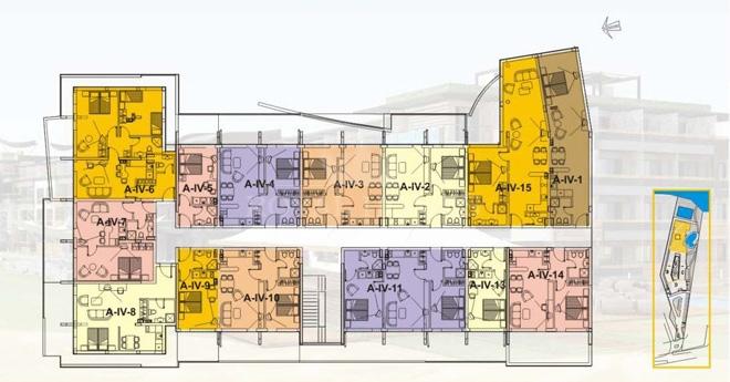 4 етаж