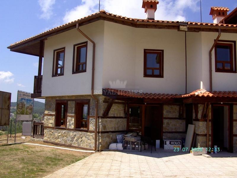 Таунхаусы в Болгарии на море