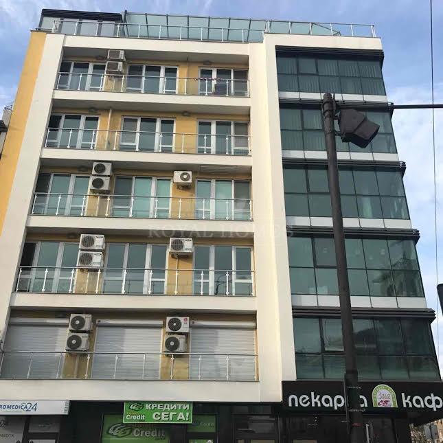 Вторичная недвижимость в центре Бургаса.