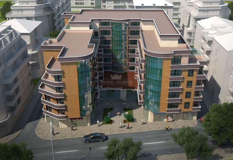 Недвижимость в Болгарии в новостройке в рассрочку.