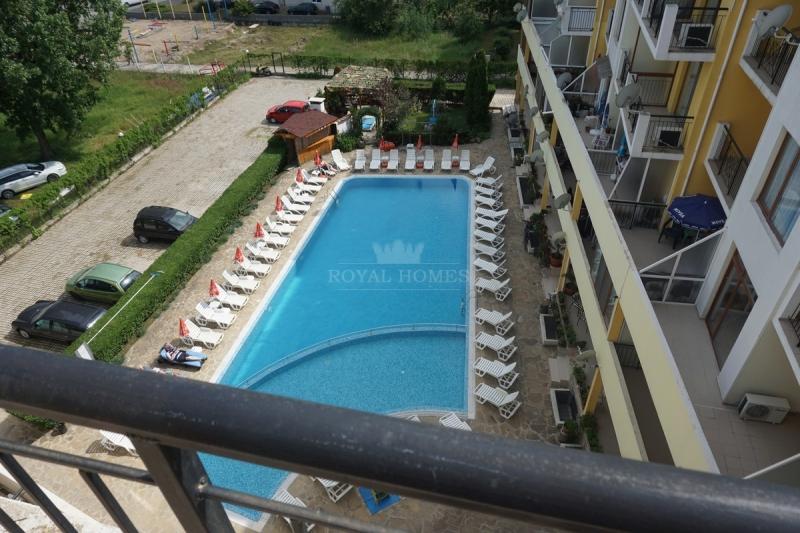 Квартира в Болгарии на море.