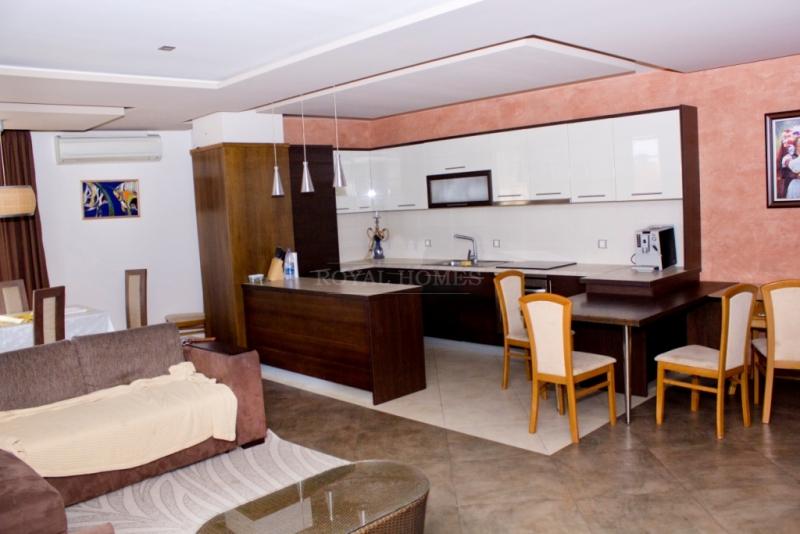 Квартира пентхаус в Болгарии без таксы содержания.