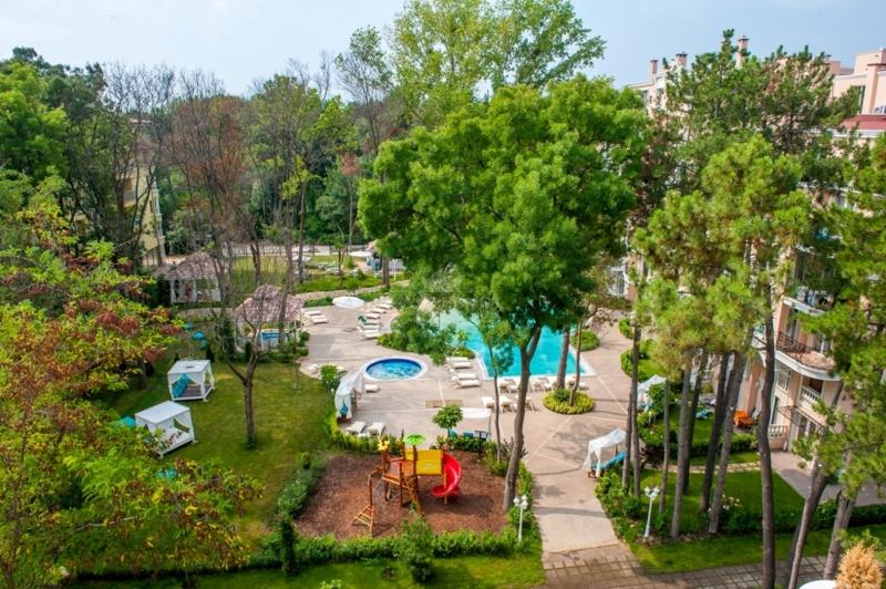 Пентхаус в Болгарии в комплексе Venera Palace - An