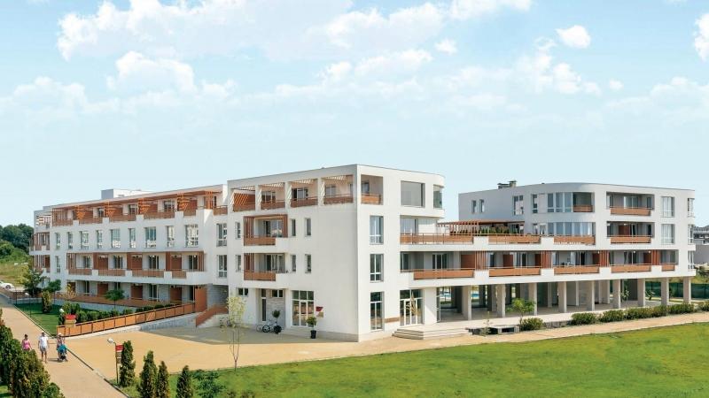 Новая квартира в Сарафово на первой линии