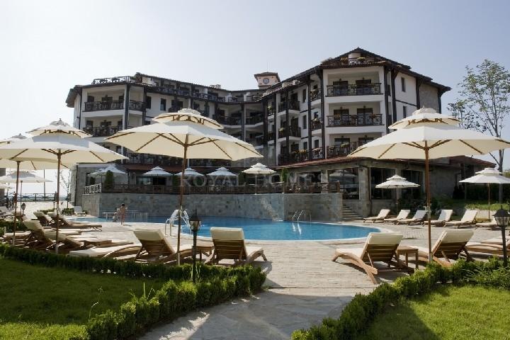 Купить таунхаус в Болгарии недалеко от моря.