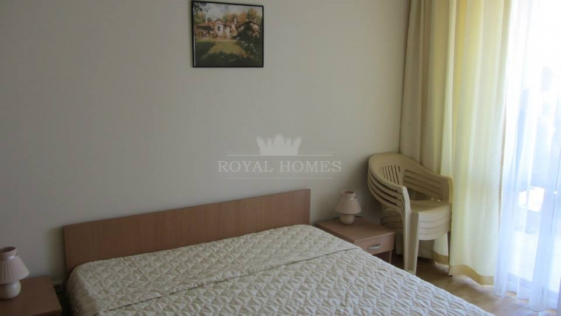 Квартира в Несебр  для круглогодичного проживания.
