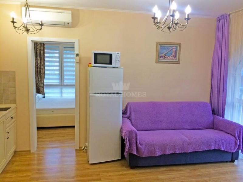 Трехкомнатная квартира в Болгарии в элитном компле