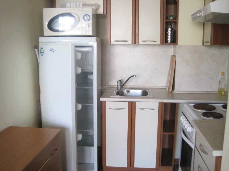 Квартиры в Болгарии на первой линии моря.