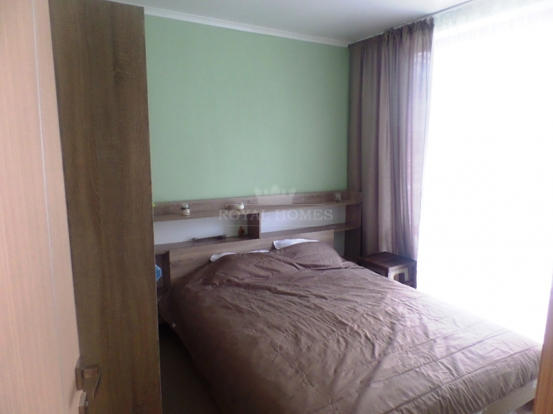 Недорогая квартира в элитном комплексе на Солнечно