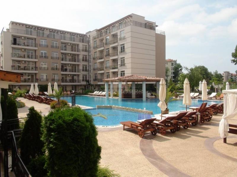 Меблированная вторичка в Болгарии на южном побереж