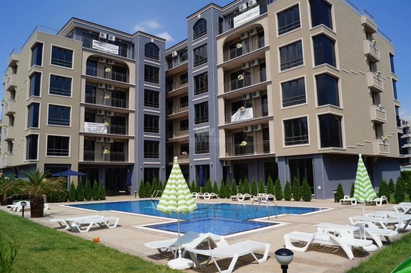 Двухкомнатная квартира в Болгарии у моря.