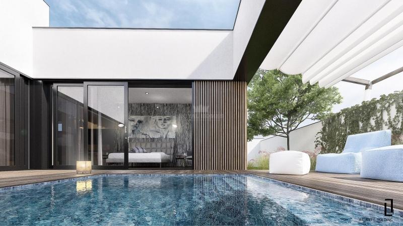 Коттеджи в Сарафово бизнес класса - Atlantis Homes