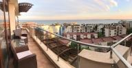 Шикарная квартира в Святом Власе с видом на море и