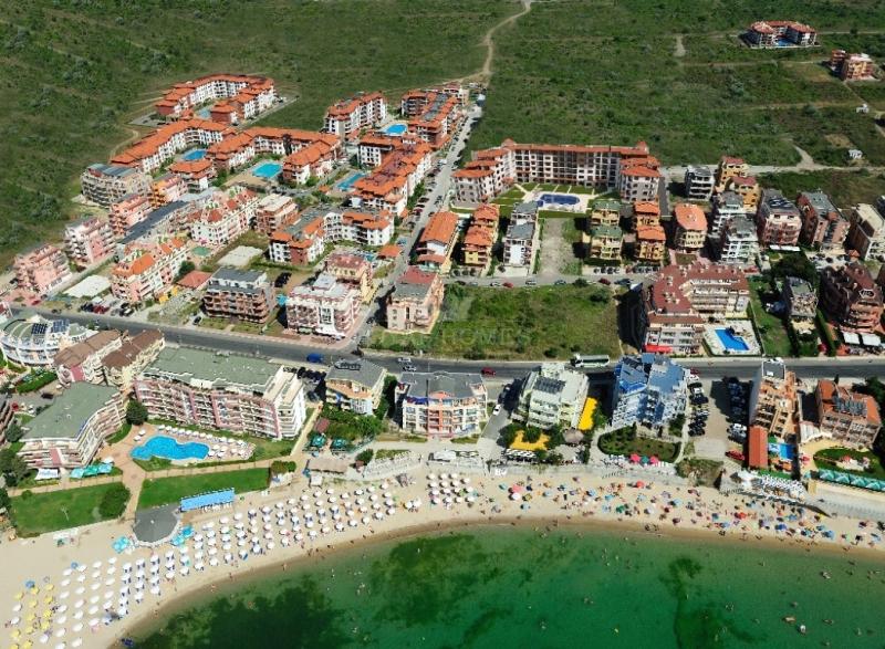 Двухкомнатная квартира в Болгарии на побережье в к