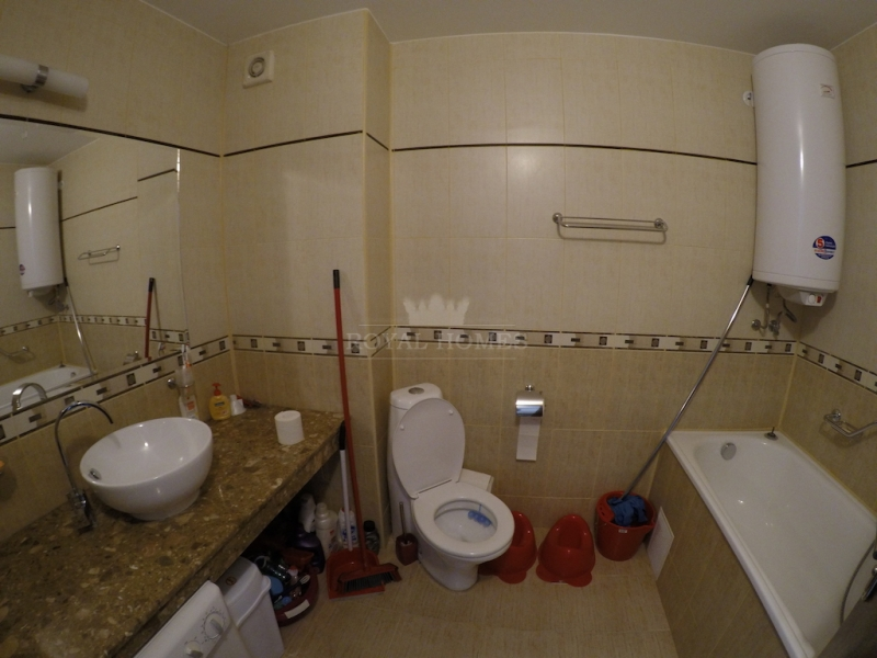 Меблированная квартира на Солнечном Берегу с видо