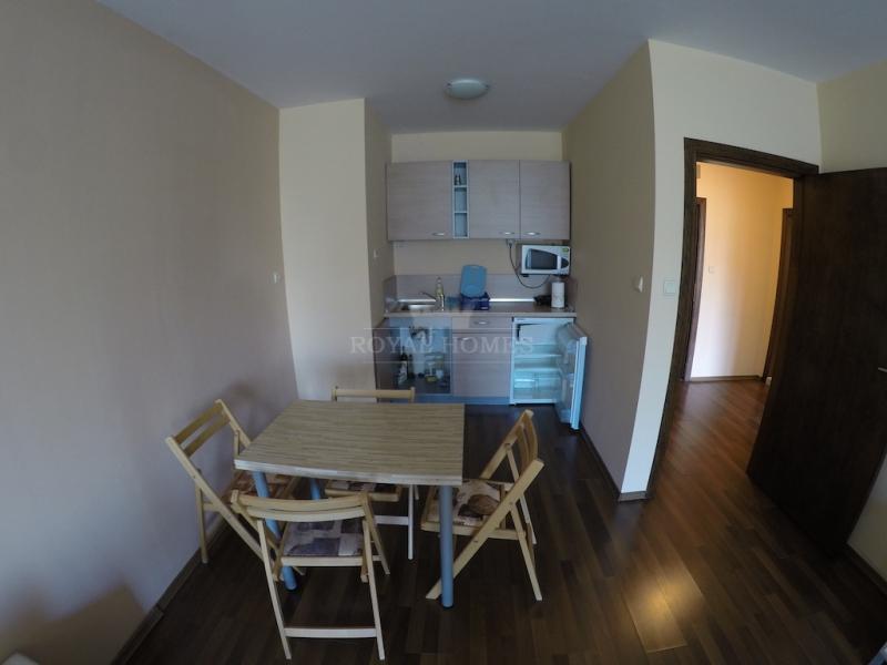 Меблированная квартира на Солнечном Берегу с видом