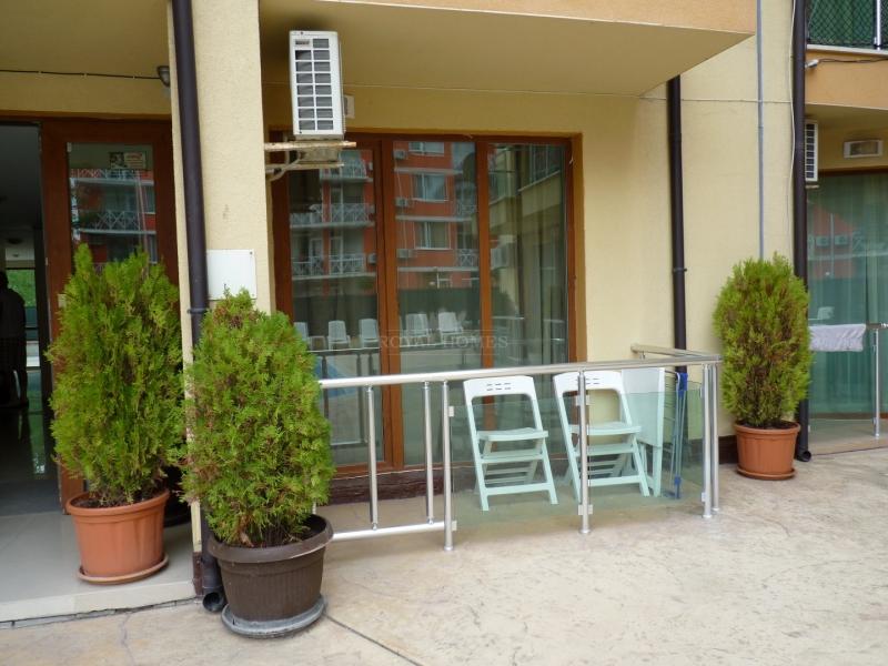 Квартира студия в Болгарии.