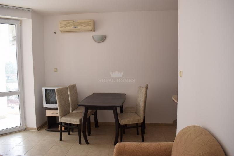 Двухкомнатная квартира в Святом Власе для ПМЖ.