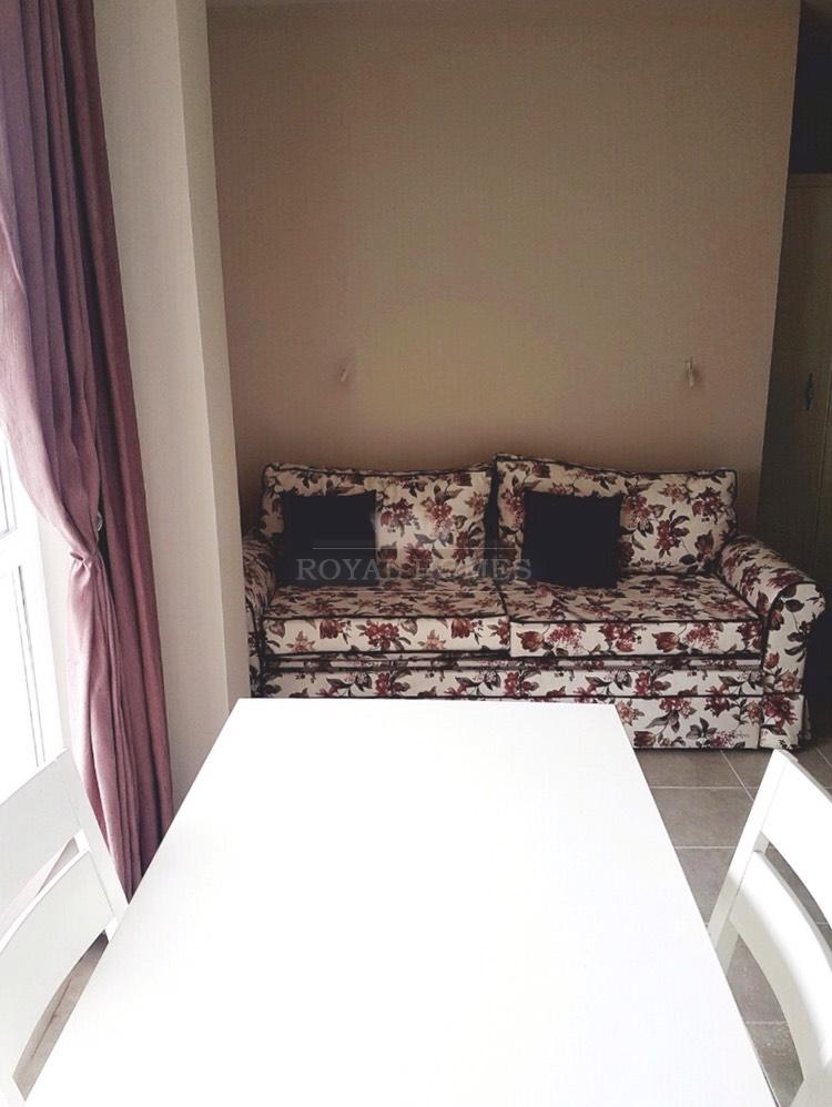 Новая студия с мебелью на Солнечном Берегу.