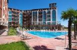Трехкомнатная квартира в Болгарии с видом на море.