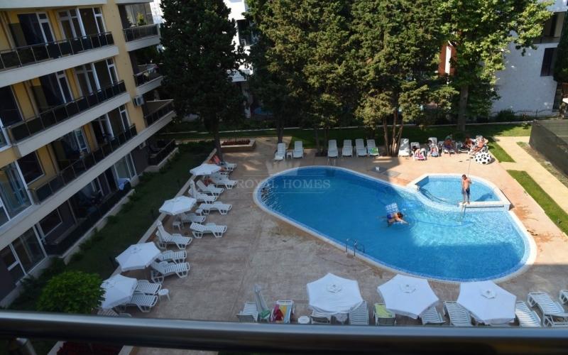 Современная квартира в Болгарии на первой линии мо