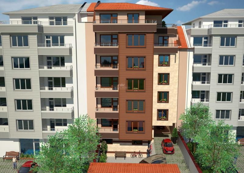 Элитная недвижимость в центре Бургаса.