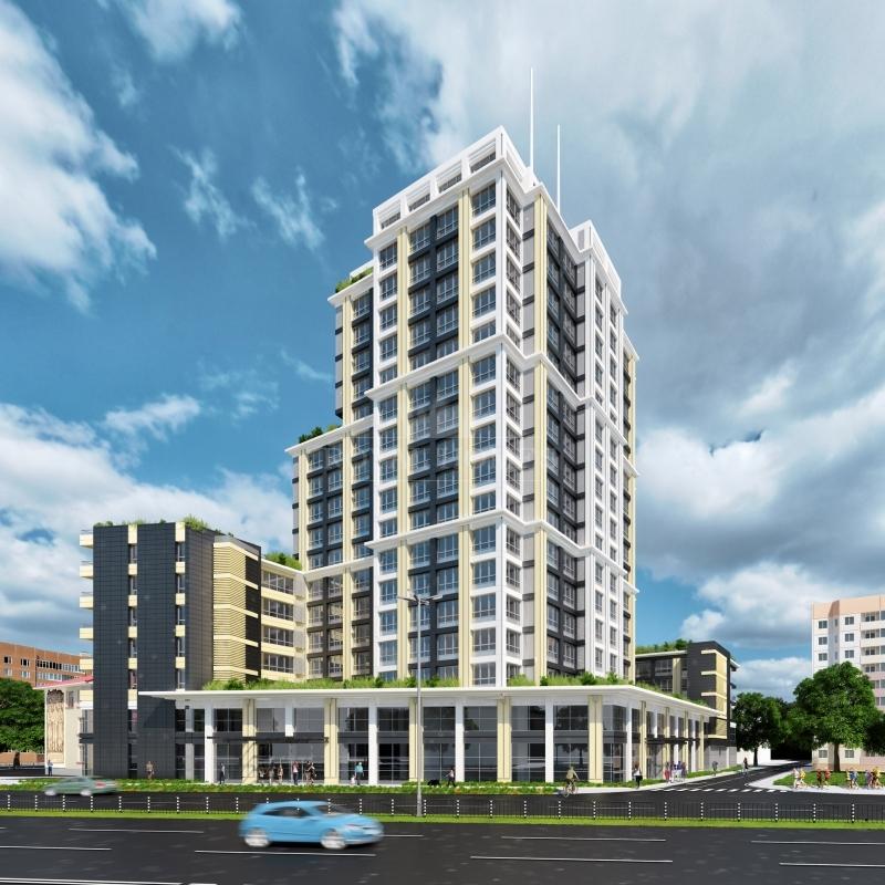 Chantrer Residence – элитная недвижимость в центре