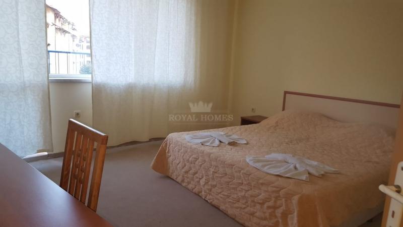 Двухкомнатная квартира в Болгарии с мебелью недоро